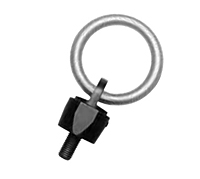 Large Opening Swivel & Pivot Hoist Rings Swivels 360 degrees - Pivots 180 degrees